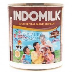INDOMilk Condensed Milk CHOCOLATE Can 375gr