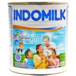 INDOMilk Condensed Milk PLAIN Can 375gr