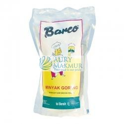 BARCO Cooking Oil Pouch 1L