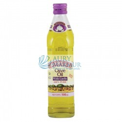 BORGES Olive Oil GARLIC 500ml