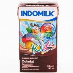 INDOMILK UHT Milk 115ml